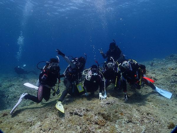 海洋実習の集合